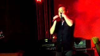 Hoobastank - Pieces (live) @ Lisbon 31-07-2011