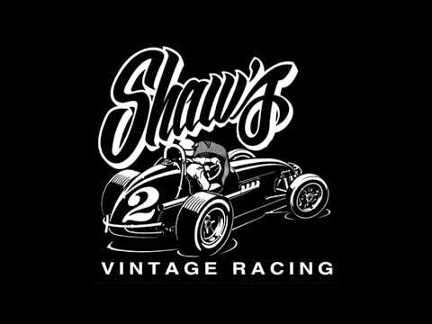The VINTAGE RACING PODCAST - Ep 3 - Dave Rudisill