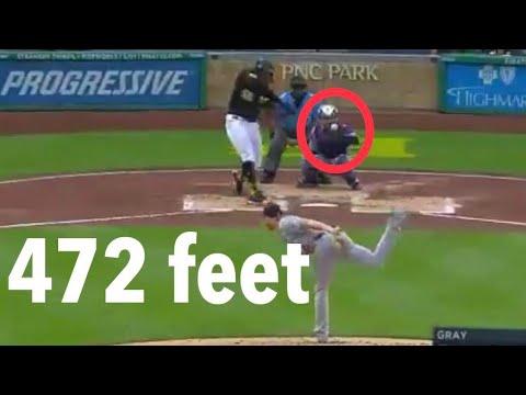 MLB Longest Home Runs 2019ᴴᴰ
