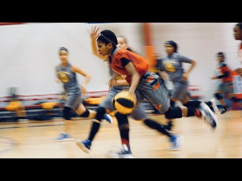 Zaila Avant-garde #6thgrader #basketballasart