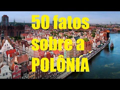 50 fatos sobre a Polônia