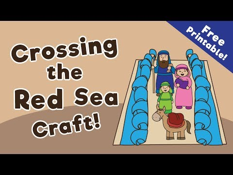 Crossing The Red Sea Craft
