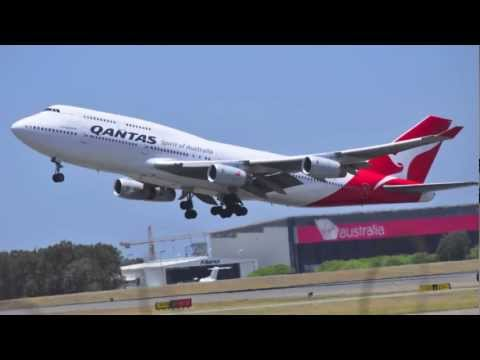 YBBN Brisbane Plane Spotting (Photos)