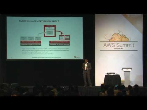 AWS Summits 2015 | Singapore - Containerized Cloud Computing
