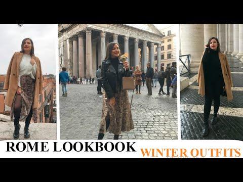 Winter lookbook 2019 . كيف تنسقين ملابس بسيطة لاطلالة راقية 5