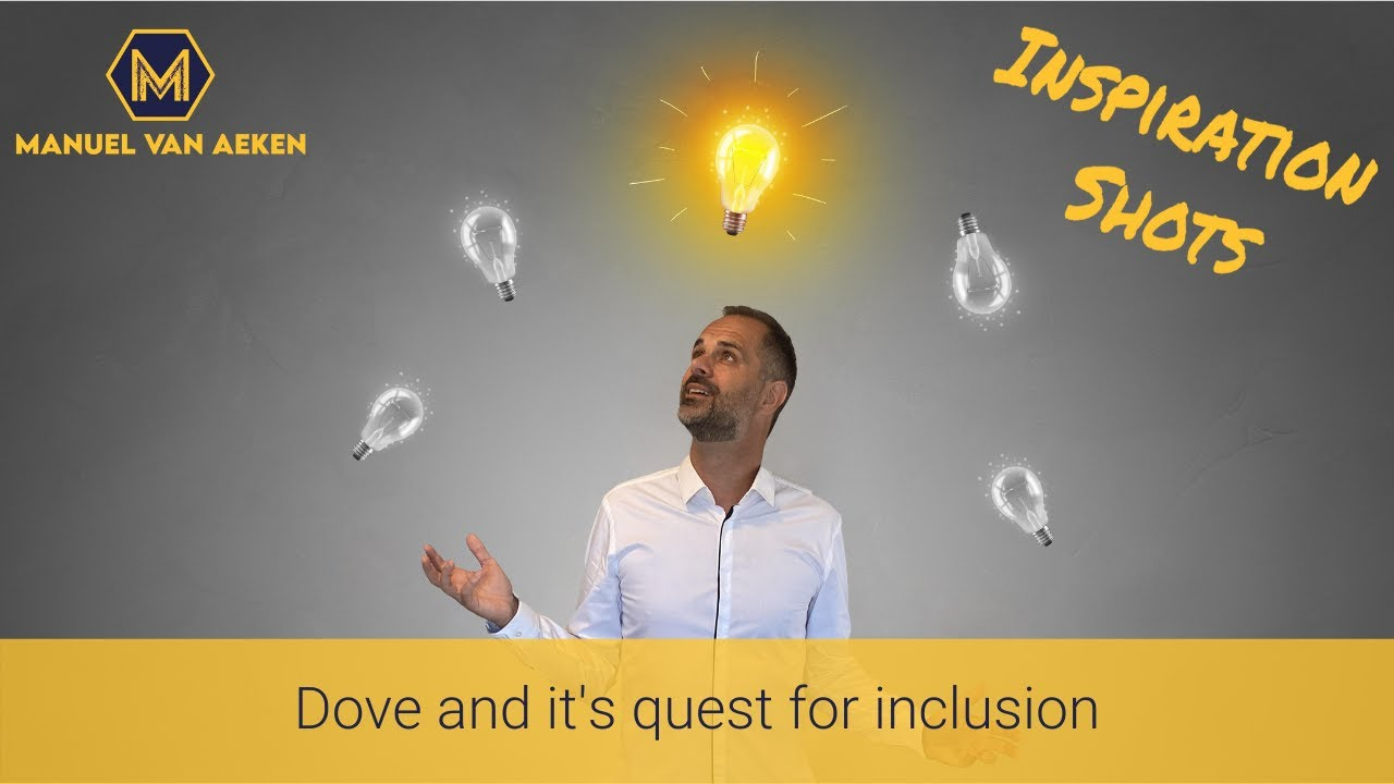 Dove and it's quest for inclusion