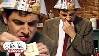 Party BEAN  Mr Bean Full Episodes  Classic Mr Bean