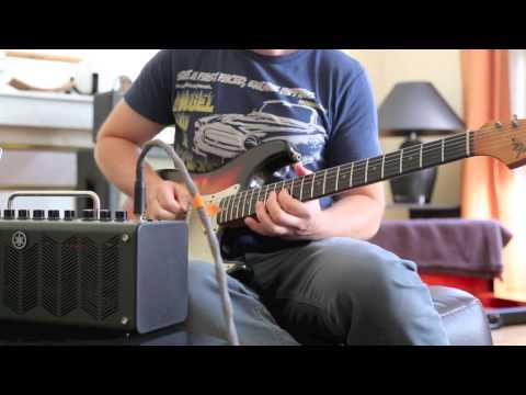 Yamaha THR10X Fender Stratocaster
