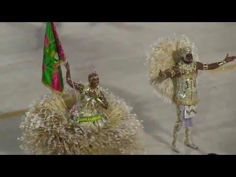 Mangueira - Desfile das Campeãs 2016 (Ao vivo no Sambódromo)