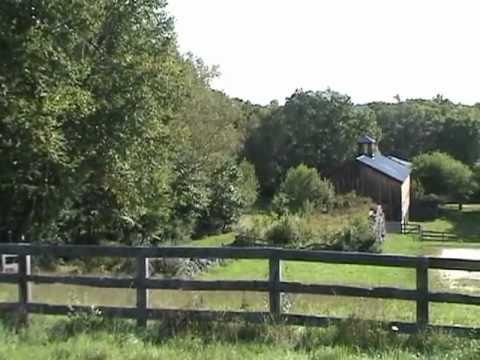 72 Acre New Hampshire Farm for Sale in Canterbury, New Hampshire