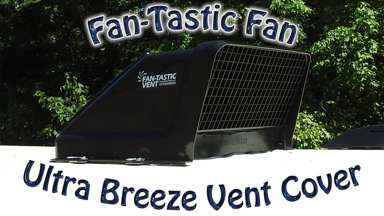 fan-tastic fan ultra breeze vent cover installation
