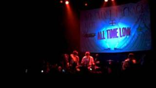All Time Low - Break Your Little Heart (Live at Lincoln Hall)