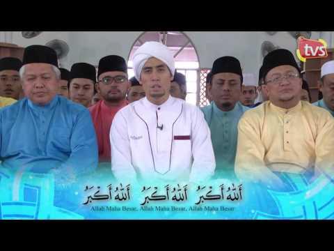 Takbir Raya Bersama Kolej Universiti Islam Antarabangsa Selangor(KUIS)