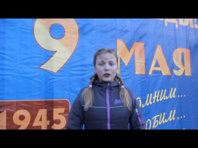 Изображение предпросмотра прочтения – УльянаПавликова читает произведение «Это было в мае на рассвете» (Рублев Георгий)
