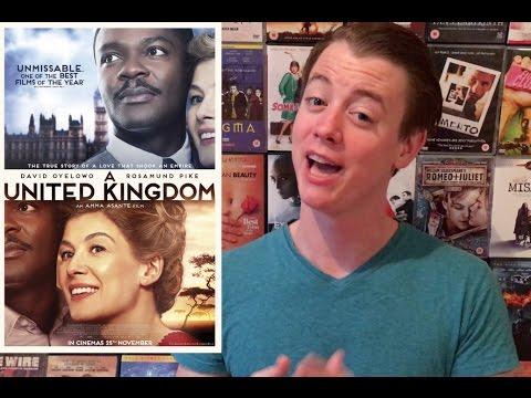 A United Kingdom - Film Review