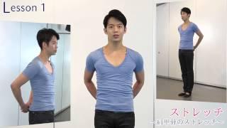 市民ダンスフェスティバル2015にゲスト出演の竹田純さんによるバレエエ...