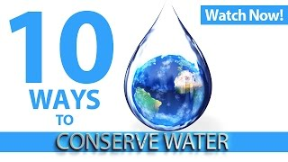 QNET STORY | QNET: 10 Ways to Conserve Water this World Water Day [2015]