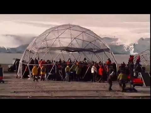 Concierto en Vivo de Metallica Antártida 2013