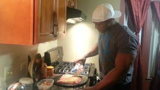 Cooking With Lawrence: Chicken Protein Pizza With P28 Flat Bread
