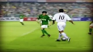 LUIS FIGO VS BEIJING GUOAN, Highlights, Last Goal With Real Madrid, World Tour Friendly (23/07/2005)