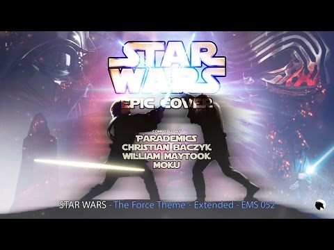 Star Wars: The Force Theme  Epic  2017  Extended  Epic Music Stars 053
