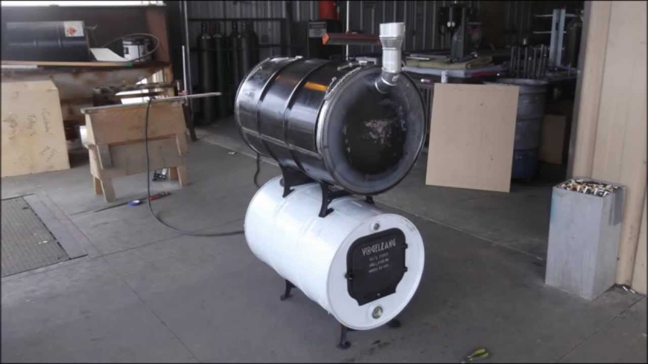 - Double Barrel Smoker - YouTube