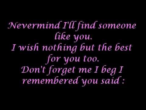 Someone like you - Adele [Lyric]