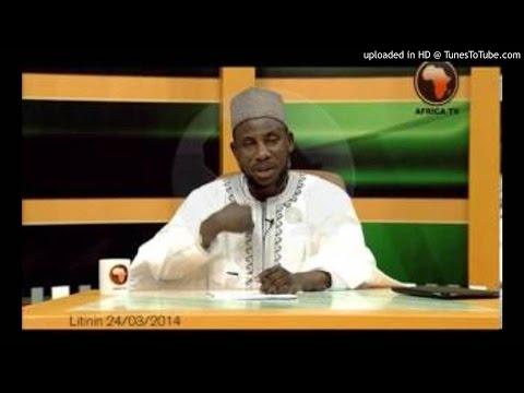 1 Sheikh Bin Usman Kano (Abbatuwa Lagos)