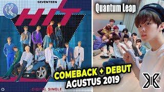 10 Idol Kpop yang Comeback dan Debut di Agustus 2019