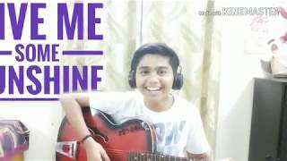 Gambar cover Give Me Some Sunshine by Suraj Jagan and Sharman Joshi | 🎸🎸 Cover by Eeshaan Sinha🎸🎸