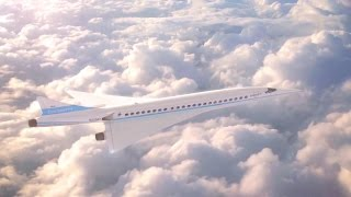 Boom Technology - Supersonic Aircraft : The Future Is Supersonic [1080p]
