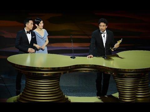 8th Asian Film Award Ceremony 2014 Hong Kong Macau (Film Awards TV)