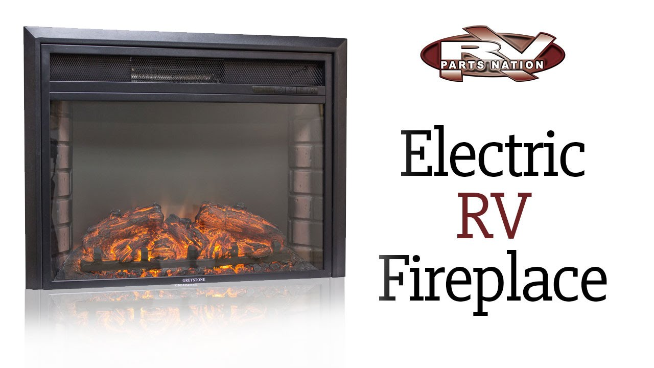 Stay warm with this beautiful Electric Fireplace! It