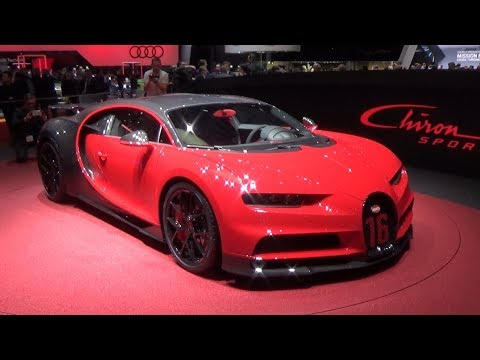 BEST OF GENEVA 2018: Bugatti Chiron Sport, Rimac C_Two and all the other cars you need to see