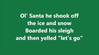 Reindeer Boogie in the style of Trisha Yearwood