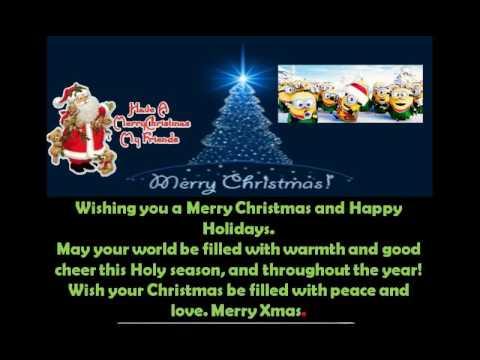 Christmas Chipmunk Song