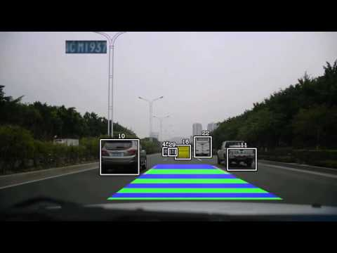 Dash Cam G9WB Plate Regonization Recording Video