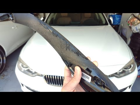 How to Replace Sticky Inner Door Pull Handles   2012 BMW 328i