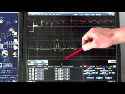Impedance Test Trace Measurement using LeCroy SPARQ TDR v2