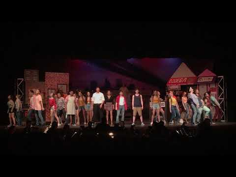 In The Heights Closing Cast Saturday Night Act 1 Riverhead High School