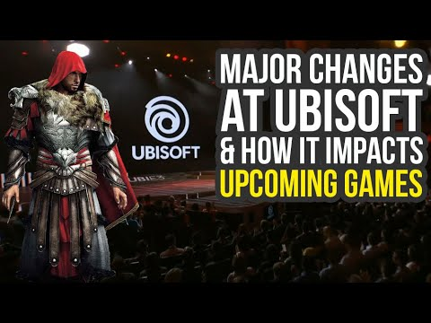 Major Changes At Ubisoft & How It Impacts Assassin's Creed Ragnarok, Watch Dogs Legion & More!