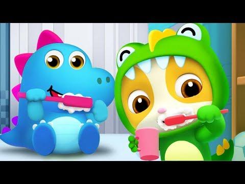 I Don't Want to Sleep | Good Habits Song | Nursery Rhymes | Kids Songs | Kids Cartoon | BabyBus