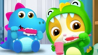 I Don't Want to Sleep   Good Habits Song   Nursery Rhymes   Kids Songs   Kids Cartoon   BabyBus