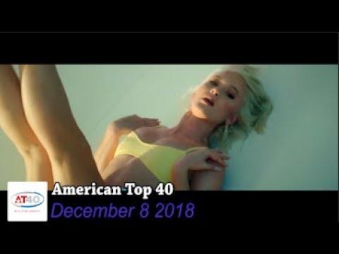 American Top 40 ~ December 8, 2018