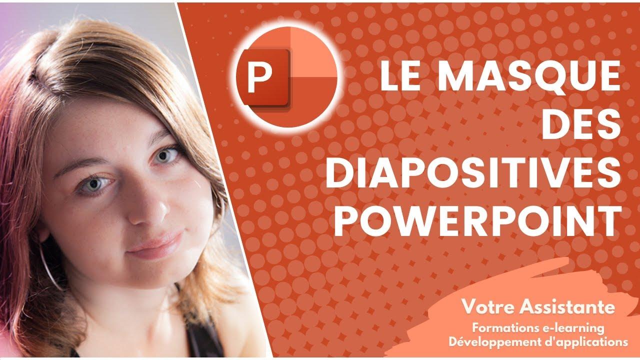 Pourquoi Utiliser Un Masque Des Diapositives Powerpoint Et Comment Le Créer