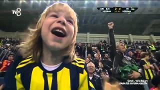 Maç Özeti | 4 Büyükler Salon Turnuvası | Fenerbahçe 7 - Beşiktaş 4 | (11.01.2016)