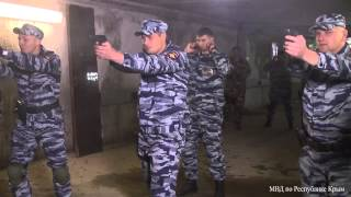 Видеоролик ко Дню полиции от МВД по Республике Крым