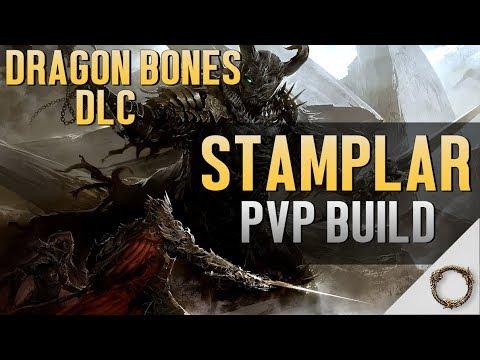 [ESO] Stamplar PVP Build | Dragon Bones DLC