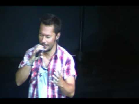 Diego Torres No Tengas Miedo Teatro Gran Rex 19/11/11