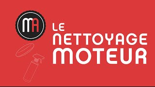Tuto n°15 - Nettoyage Moteur - Maniac Auto Detailing
